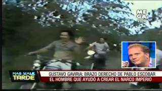 Nota: Gustavo Gaviria, el brazo derecho de Pablo Escobar