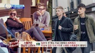 getlinkyoutube.com-세계적(?) 수준의 미남이 가득한 스웨덴! 살고 싶다~♥ 비정상회담 89회