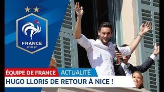 Equipe de France : Hugo Lloris de retour à Nice