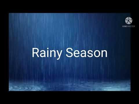 Topic :- Rainy Season