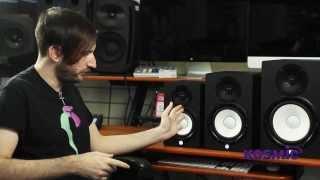 getlinkyoutube.com-Yamaha HS Series Studio Monitors