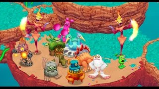 getlinkyoutube.com-PARTY ISLAND *FULL SONG* | My Singing Monsters: Dawn of Fire | Ep. 86 | CTS