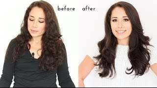 getlinkyoutube.com-Henna for Brown Hair using Morrocco Method Henna