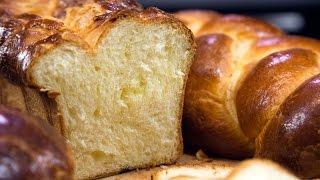 getlinkyoutube.com-Les secrets pour une brioche pur beurre parfaite et si gourmande !
