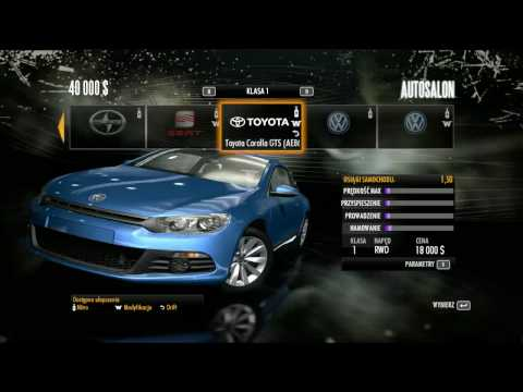 Need for Speed: SHIFT - gameplay PC