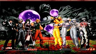 getlinkyoutube.com-KOF MUGEN ¡SÚPER BOSSES VS SÚPER OROCHIS!