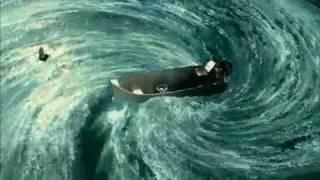 getlinkyoutube.com-Piranha 3D - Opening Scene: Earthquake/Fishermen's Death