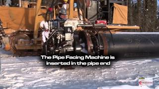 getlinkyoutube.com-Stages of Pipeline Construction