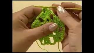 getlinkyoutube.com-Crochet Blusinha Verão Facil Pentagono Parte 1