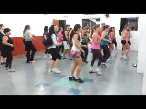 Zumba Fitness - Dançando - Ivete Sangalo feat Shakira