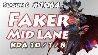 getlinkyoutube.com-SKT T1 Faker - Twisted Fate vs Ryze - NA LOL Challenger 683LP