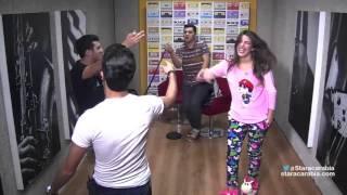 getlinkyoutube.com-سهرة راقصة تجمع الطلاب في قاعة الغناء  - ستار اكاديمي 11 - 15/12/2015