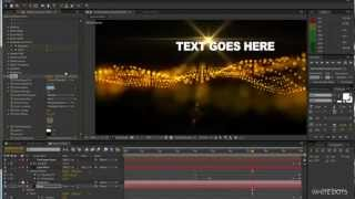 getlinkyoutube.com-Adobe after effects Tutorial #5 Particle effects