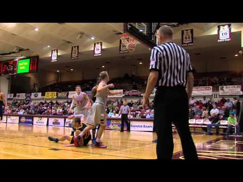 IWU Vs. Reinhardt First Half Highlights