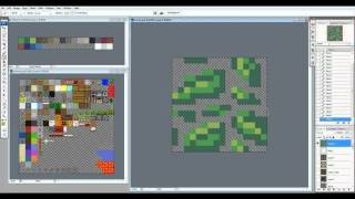 getlinkyoutube.com-Minecraft Texture Pack Time Lapse