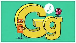 "getlinkyoutube.com-ABC Song: The Letter G, ""Gimme G"" by StoryBots"