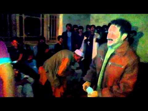 Kaghan shaddi dance(bhtoo shah in action)