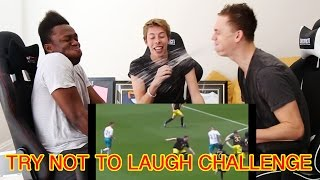 getlinkyoutube.com-TRY NOT TO LAUGH w/Caspar Lee