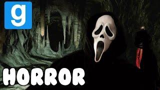 GMOD HORROR W/ Entoan | WHY IS SCREAM HERE?! | HUNT (4)