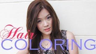 getlinkyoutube.com-[Hair Tutorial] ทำสีผม ย้อมผมด้วยตัวเองง่ายๆกับ Beautylabo French Chocolat