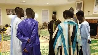 KOUREL TOUBA AMERICA WAKEUR Cheikh  BETHIO  Extrait Mawahibu , Jazbu, Moukhadi