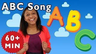 getlinkyoutube.com-ABC Song and More | Nursery Rhymes from Mother Goose Club!