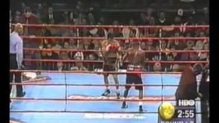 Floyd Mayweather Jr vs Gregorio Vargas