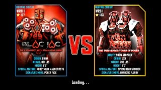 getlinkyoutube.com-Real Steel WRB Blac Jac VS Twin Cities (champion) NEW Robot updating