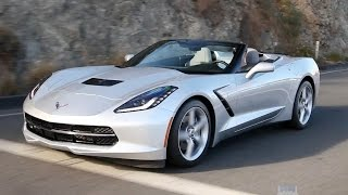 2016 Chevy Corvette Stingray Convertible - Review and Road Test
