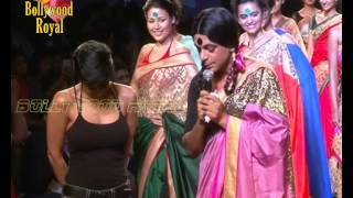 getlinkyoutube.com-'Guthi' of 'Comedy Nights With Kapil Sharma'Fame Walks the Ramp for Mandira Bedi at MFW