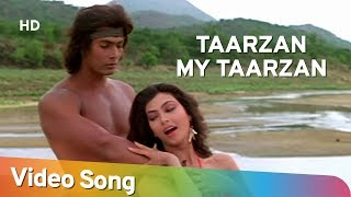 getlinkyoutube.com-Tarzan My Tarzan Aaja Main Sikha Du Pyar - Kimi Katkar - Tarzan - Bollywood Songs HD - Alisha Chinoy