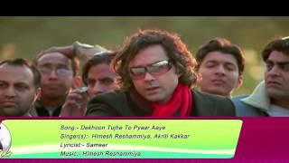 getlinkyoutube.com-Dekhoon Tujhe To Pyaar Aaye   Apne   Bobby Deol, Katrina Kaif   Himesh Reshammiya Hits