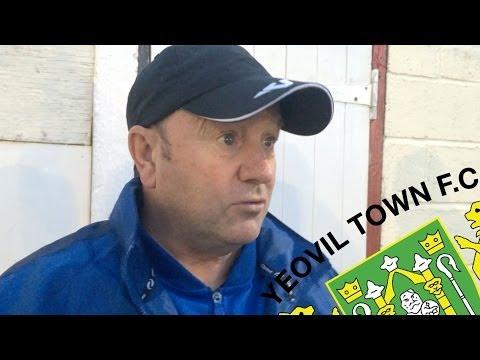 GARY JOHNSON POST PRE-SEASON FRIENDLY AT FROME TOWN