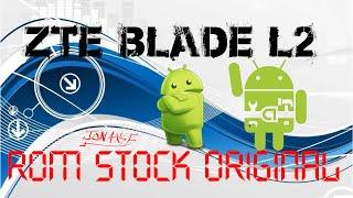 getlinkyoutube.com-Rom Stock Original ZTE Blade L2 (REVIEW + DESCARGA)