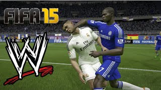 FIFA 15 Fails - With WWE Commentary