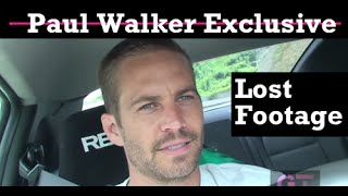getlinkyoutube.com-Paul Walker - Lost Footage