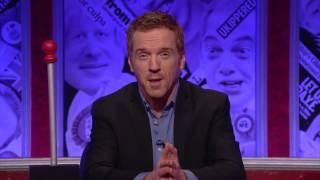 getlinkyoutube.com-Damian Lewis hosting 'Have I Got A Bit More News For You' (03 Nov 2014)