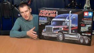 getlinkyoutube.com-Грузовик на радиоуправлении (RC Truck Tamiya 1/14) ... Часть 1