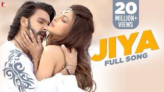 Jiya - Full Song | Gunday | Ranveer Singh | Priyanka Chopra | Arijit Singh