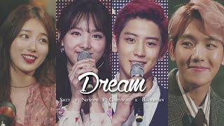 getlinkyoutube.com-Dream - Suzy x Nayeon x Chanyeol x Baekhyun