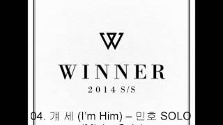 getlinkyoutube.com-[Full Album] WINNER – 2014 S/S [VOL. 1] (MP3) + FULL ALBUM DL