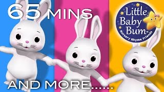 getlinkyoutube.com-Sleeping Bunnies | Plus Lots More Nursery Rhymes | From LittleBabyBum!