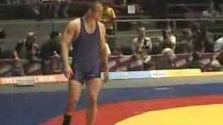 getlinkyoutube.com-Cael Sanderson v. Majid Khodaee 2003 World Championships