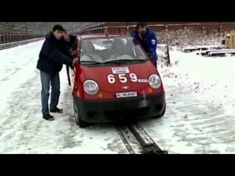 Crash-tests Daewoo Matiz Autoreview.ru.flv