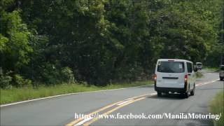 getlinkyoutube.com-Nissan NV350: A powerful public utility van in the Philippines!