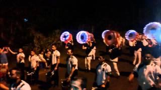getlinkyoutube.com-Banda Vieja Metropoli, Desfile Navideño Desamparados de Alajuela, 2015