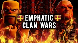 getlinkyoutube.com-Emphatic Elite vs Onehive | TH9 Raids | Clash of Clans