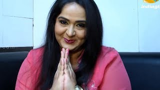 getlinkyoutube.com-Actress Radha: Proud of My Children - Mother's Day Spl | Interview