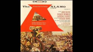 getlinkyoutube.com-The Alamo   Soundtrack Suite (Dimitri Tiomkin)
