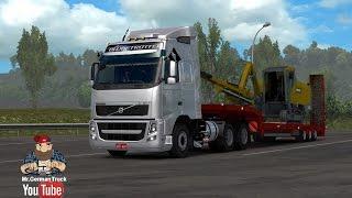 getlinkyoutube.com-[ETS2 v1.26] Volvo FH 440 + Cabin & Flag DLC ready
